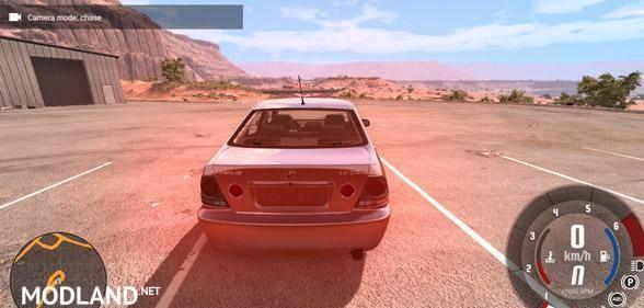 Lexus IS300 Car Mod [0.5.6]